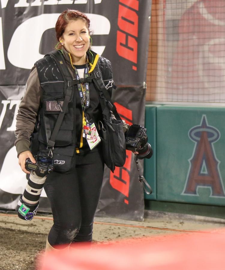 Freestyle Photocross - Monster Energy Supercross - Anaheim 1
