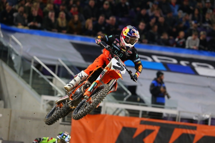 Cooper Webb - 2019 Minneapolis SX