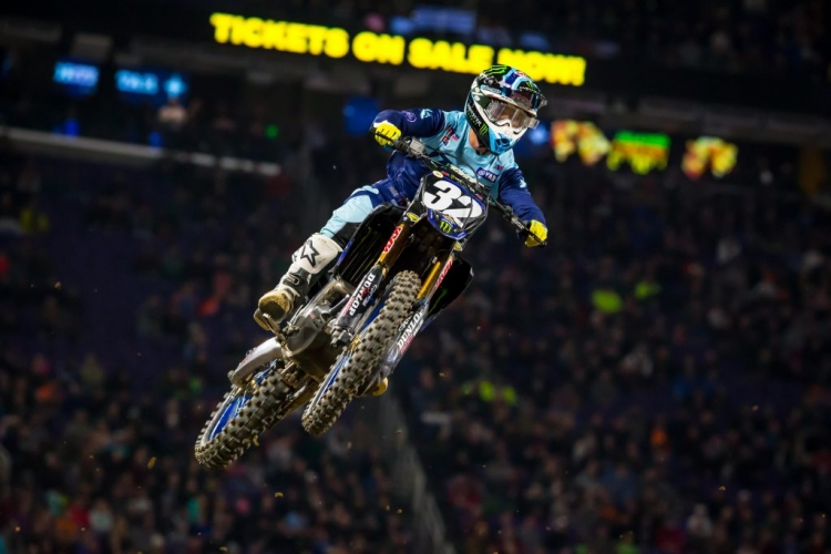 Justin Cooper - 2019 Minneapolis SX